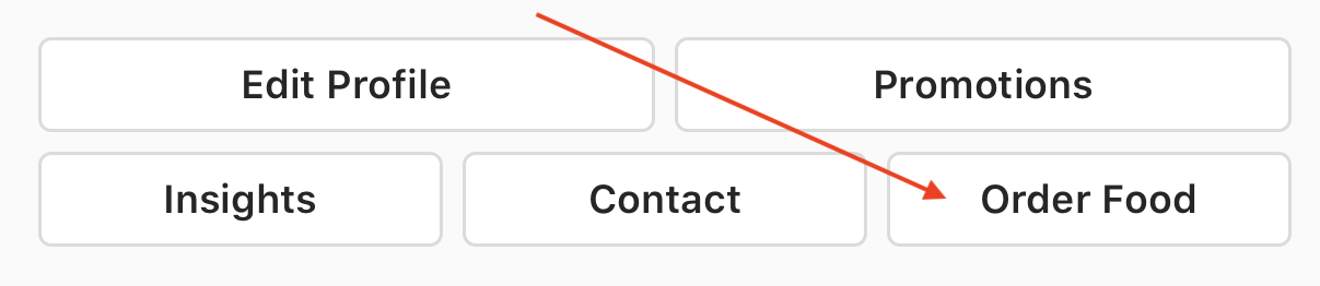 Instagram Call To Action Button Not Showing
